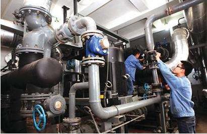 大连热电集团采购换热站除氧器案例